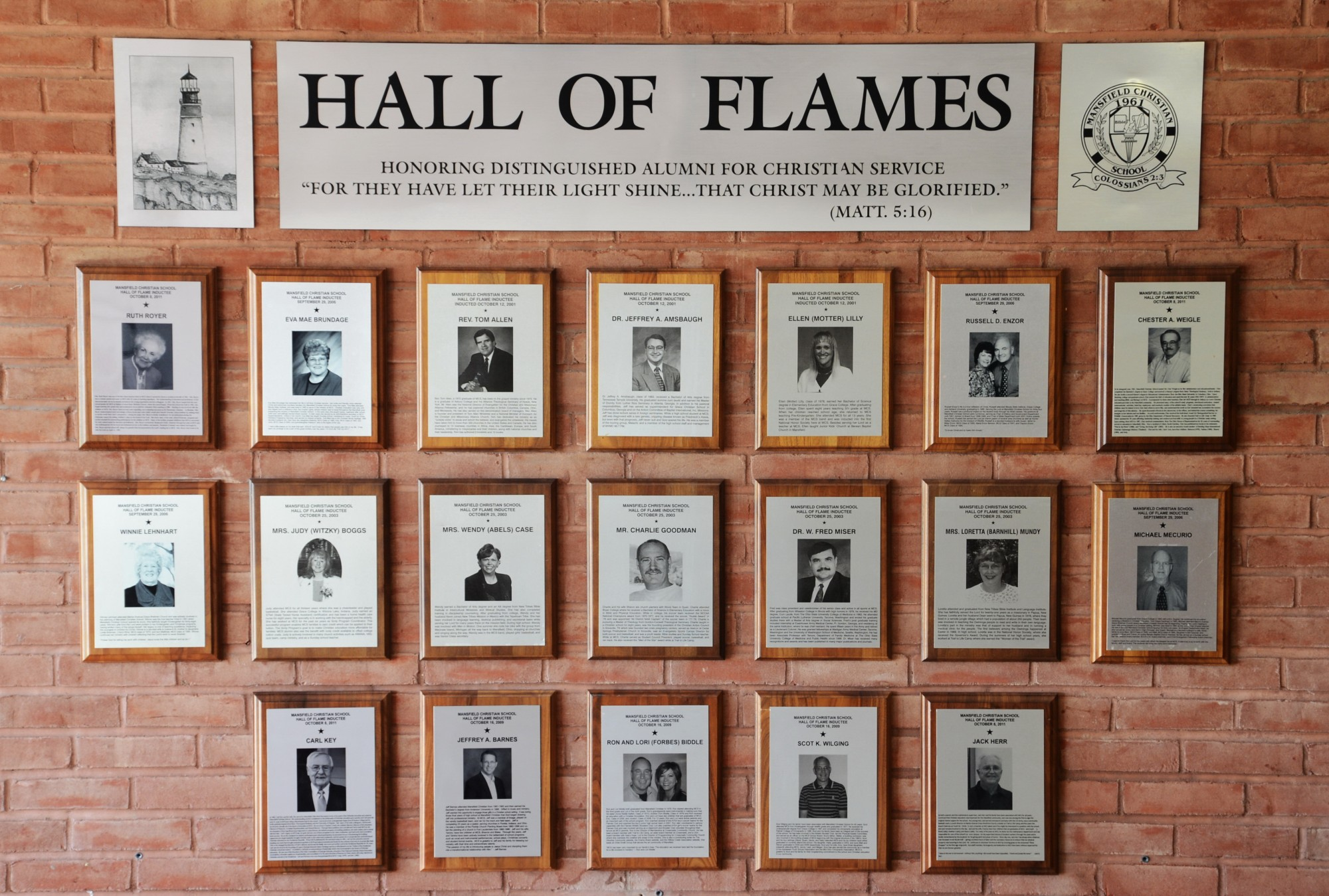 Hall of Flames