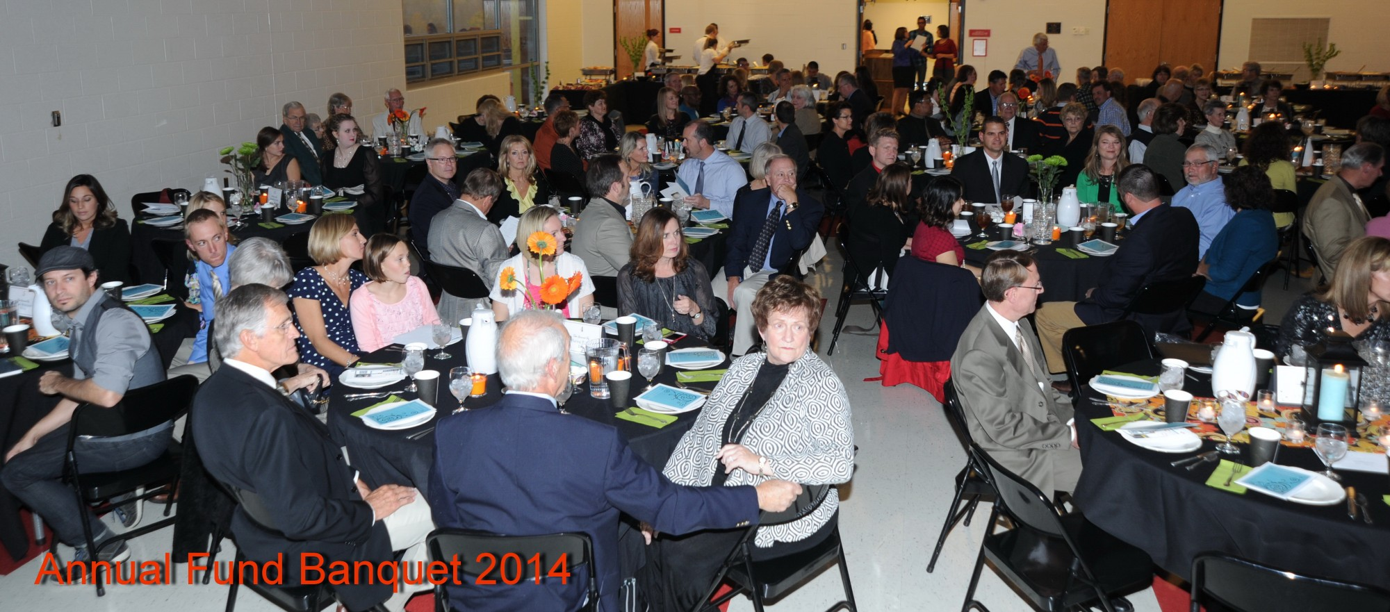 Annual Fund Banquet 2014