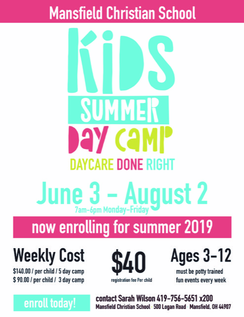 MCS Summer Day Camp